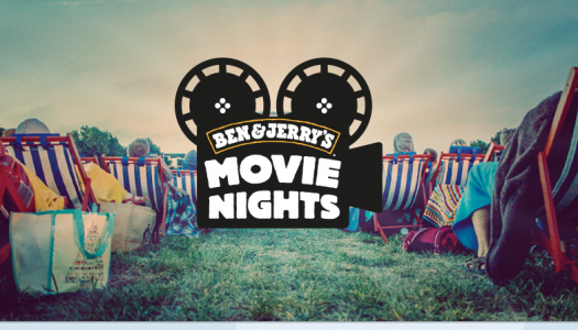 Ben & Jerry's Movie Nights  – Free Ice Cream & Free Movies