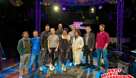 "Weltkasse-Stars an der ""Swiss"" SEAT Music Session 2015"